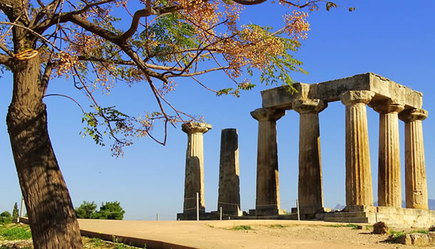 Full Day Private Excursion in Athens  & Mainland  Greece