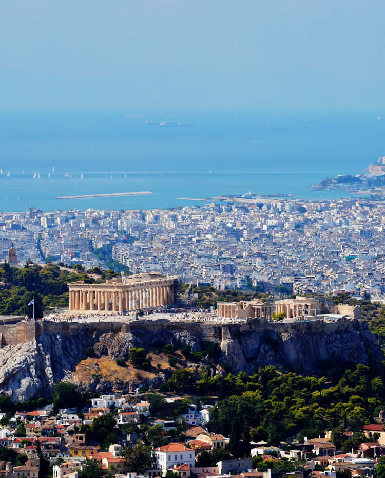 Private tours in Athens & Greece Mainland