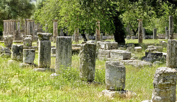 Private Tour at the place of the Ancient Olympics - Olympia Greece