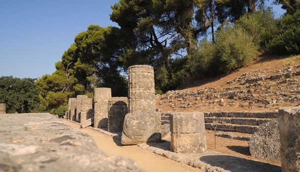 Private Tour in Ancient Olympia, Greece