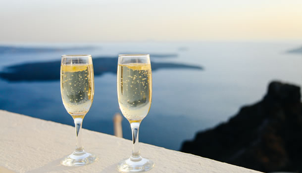 Private Tour to  visit a Winery in Santorini